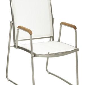 SL-PAR-B01_fauteuil PAROS Batyline blanc-v1