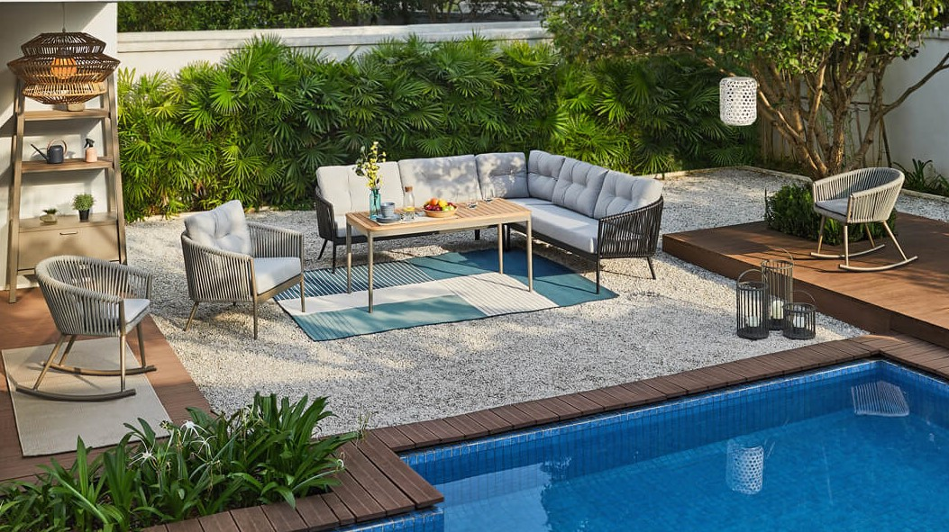 Lounge sets Archives - Mobika Garden